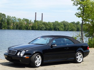 2002 Mercedes-Benz CLK430 in Lawrence, MA