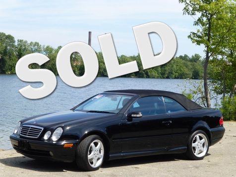 2002 Mercedes-Benz CLK430 Call  978-828-8080 in Lawrence, MA