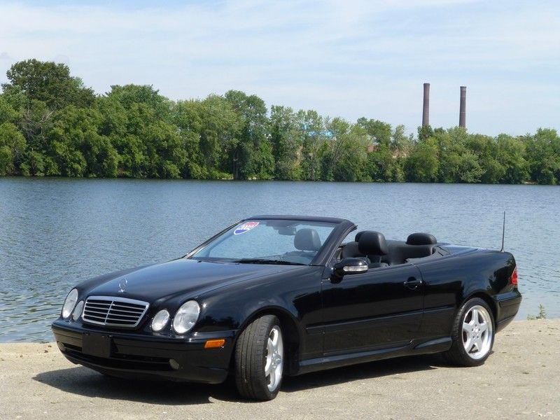 2002 Mercedes-Benz CLK430 Call  978-828-8080  city MA  European Motorsports  in Lawrence, MA