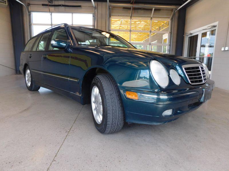 2002 Mercedes-Benz E320 4MATIC  city TN  Doug Justus Auto Center Inc  in Airport Motor Mile ( Metro Knoxville ), TN