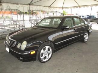 2002 Mercedes-Benz E320 Gardena, California