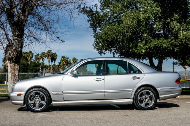 2002 Mercedes-Benz E430  AUTO - 67K MILES - SPORT PKG Reseda, CA 4
