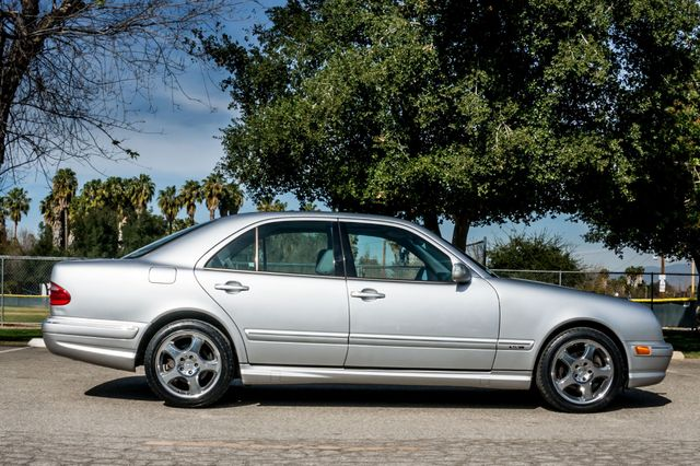 2002 Mercedes-Benz E430  AUTO - 67K MILES - SPORT PKG Reseda, CA 5