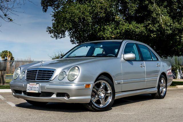 2002 Mercedes-Benz E430  AUTO - 67K MILES - SPORT PKG Reseda, CA 1