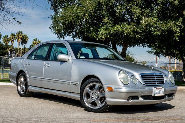 2002 Mercedes-Benz E430  AUTO - 67K MILES - SPORT PKG Reseda, CA 3