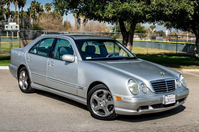 2002 Mercedes-Benz E430  AUTO - 67K MILES - SPORT PKG Reseda, CA 44