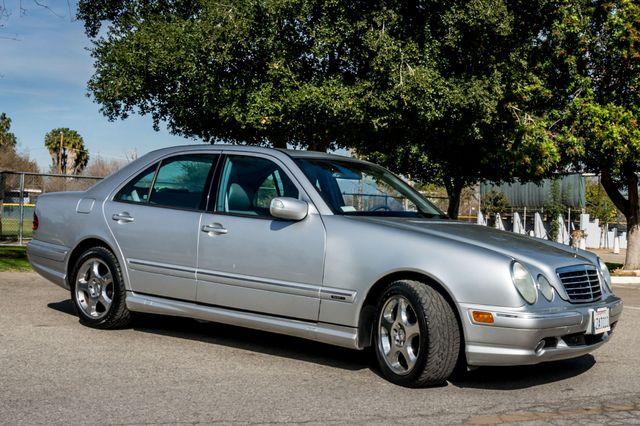 2002 Mercedes-Benz E430  AUTO - 67K MILES - SPORT PKG Reseda, CA 45