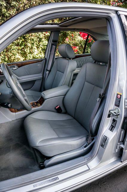 2002 Mercedes-Benz E430  AUTO - 67K MILES - SPORT PKG Reseda, CA 27