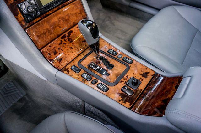 2002 Mercedes-Benz E430  AUTO - 67K MILES - SPORT PKG Reseda, CA 26