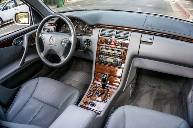 2002 Mercedes-Benz E430  AUTO - 67K MILES - SPORT PKG Reseda, CA 32