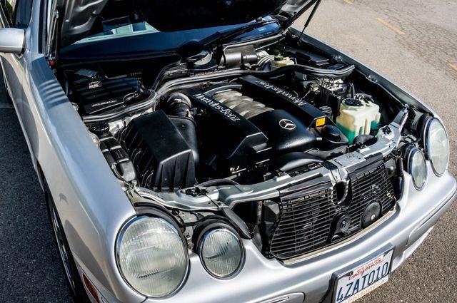 2002 Mercedes-Benz E430  AUTO - 67K MILES - SPORT PKG Reseda, CA 37