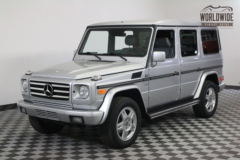 2002 Mercedes-Benz G500  LOW MILES. MANY UPGRADES. G500 G55 G63