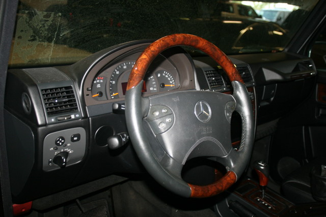 2002 Mercedes-Benz G500 Houston, Texas 7