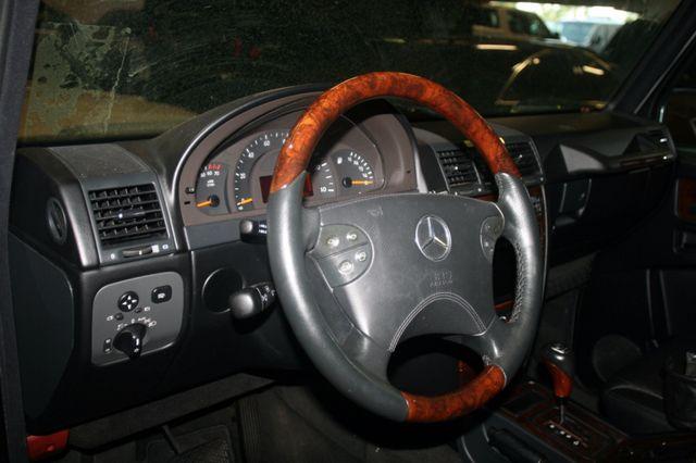 2002 Mercedes-Benz G500 Houston, Texas 1