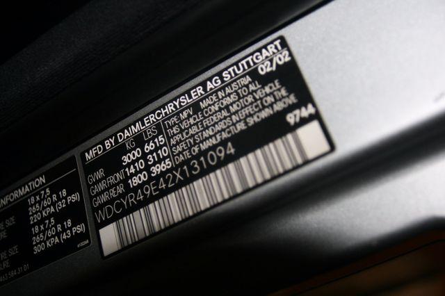 2002 Mercedes-Benz G500 Houston, Texas 4