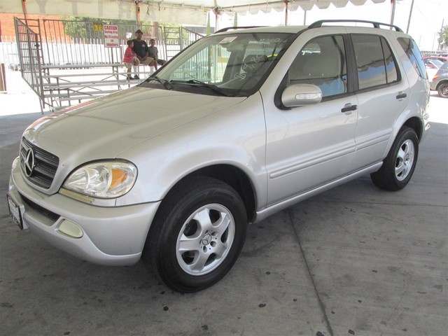 2002 Mercedes ML320 Please call or e-mail to check availability All of our vehicles are availab