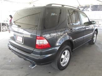 2002 Mercedes-Benz ML320 Gardena, California 2