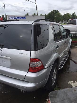 2002 Mercedes-Benz ML320 Kenner, Louisiana 1