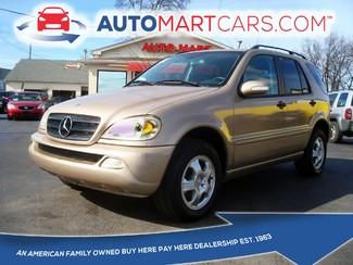 2002 Mercedes-Benz ML320  | Nashville, Tennessee | Auto Mart Used Cars Inc. in Nashville Tennessee