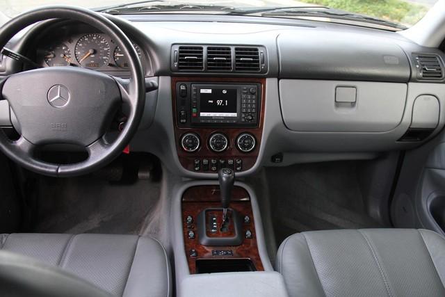 2002 Mercedes-Benz ML320 Santa Clarita, CA 7