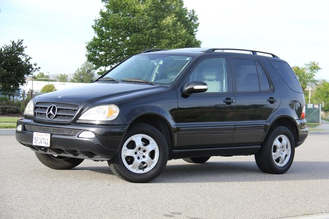 2002 Mercedes-Benz ML320 Santa Clarita, CA 1