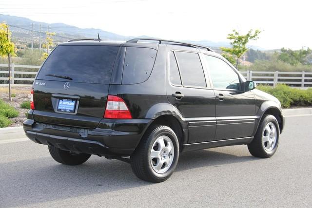 2002 Mercedes-Benz ML320 Santa Clarita, CA 6