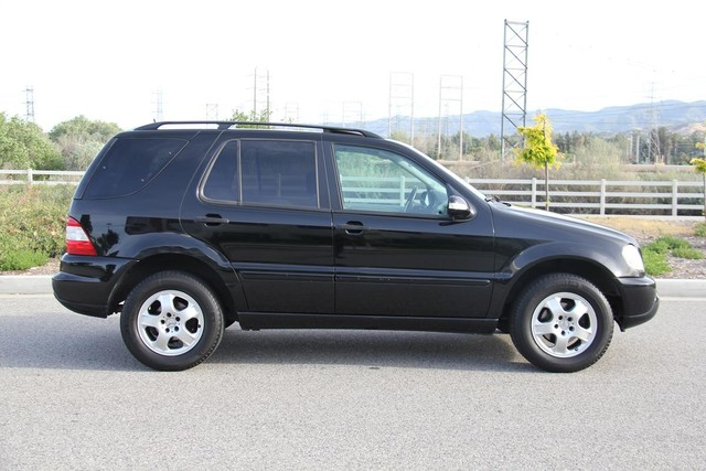 2002 Mercedes-Benz ML320 Santa Clarita, CA 12