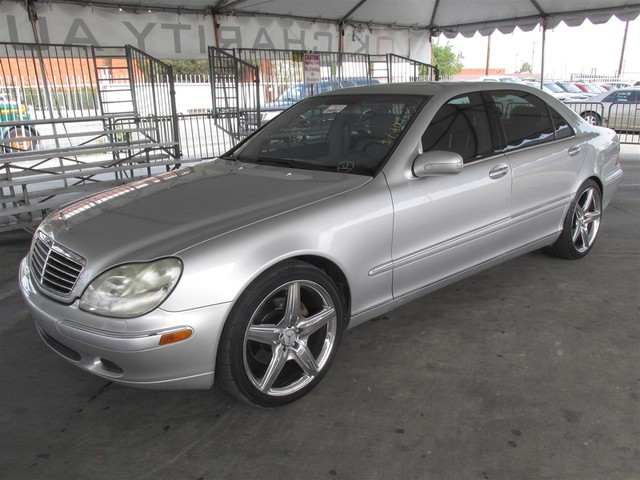 2002 Mercedes S430 43L Please call or e-mail to check availability All of our vehicles are ava
