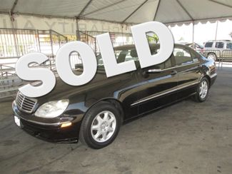 2002 Mercedes-Benz S430 4.3L Gardena, California