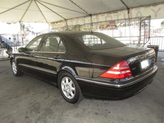 2002 Mercedes-Benz S430 4.3L Gardena, California 1
