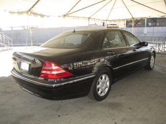 2002 Mercedes-Benz S430 4.3L Gardena, California 2