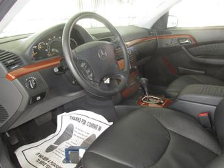 2002 Mercedes-Benz S430 4.3L Gardena, California 4