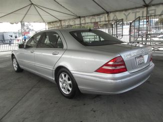 2002 Mercedes-Benz S500 5.0L Gardena, California 1