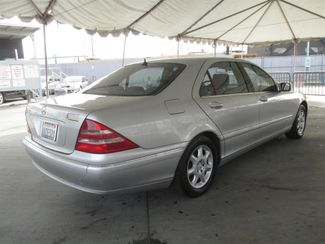 2002 Mercedes-Benz S500 5.0L Gardena, California 2