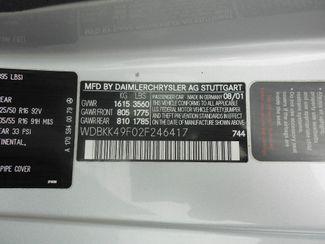 2002 Mercedes-Benz SLK230 2.3L Kompressor Memphis, Tennessee 40