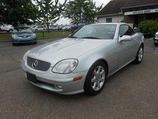 2002 Mercedes-Benz SLK230 2.3L Kompressor Memphis, Tennessee 21