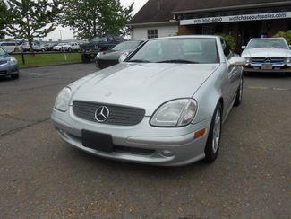 2002 Mercedes-Benz SLK230 2.3L Kompressor Memphis, Tennessee 22