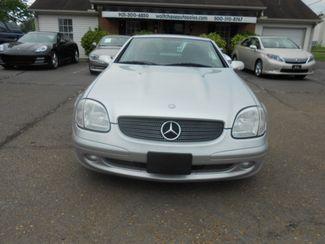 2002 Mercedes-Benz SLK230 2.3L Kompressor Memphis, Tennessee 23