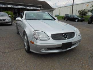 2002 Mercedes-Benz SLK230 2.3L Kompressor Memphis, Tennessee 24