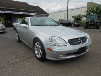 2002 Mercedes-Benz SLK230 2.3L Kompressor Memphis, Tennessee 25