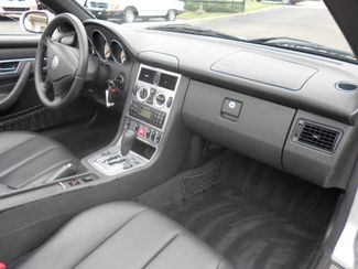 2002 Mercedes-Benz SLK230 2.3L Kompressor Memphis, Tennessee 10