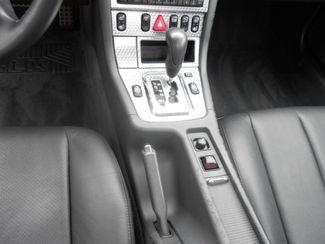 2002 Mercedes-Benz SLK230 2.3L Kompressor Memphis, Tennessee 17