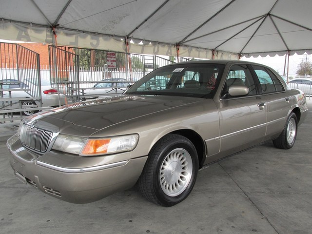 2002 Mercury Grand Marquis LS Premium Please call or e-mail to check availability All of our veh