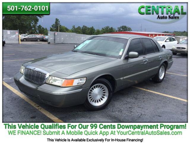 2002 Mercury Grand Marquis LS Premium | Hot Springs, AR | Central Auto Sales in Hot Springs AR