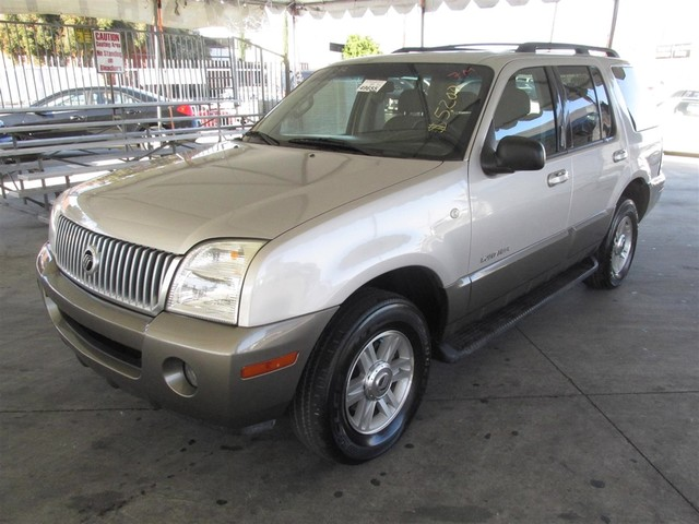 2002 Mercury Mountaineer Please call or e-mail to check availability All of our vehicles are av