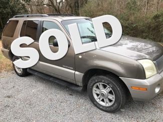 2002 Mercury Mountaineer Knoxville, Tennessee