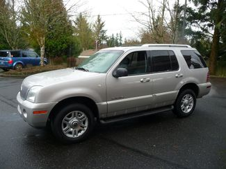 2002 Mercury Mountaineer in Portland OR