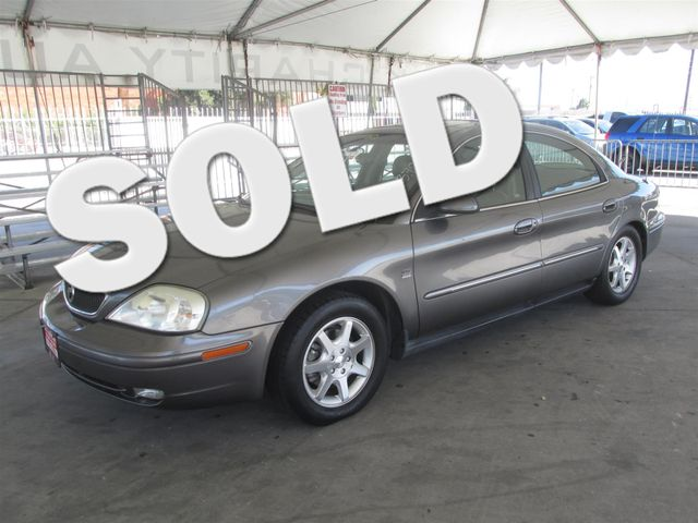 2002 Mercury Sable LS Premium Please call or e-mail to check availability All of our vehicles a