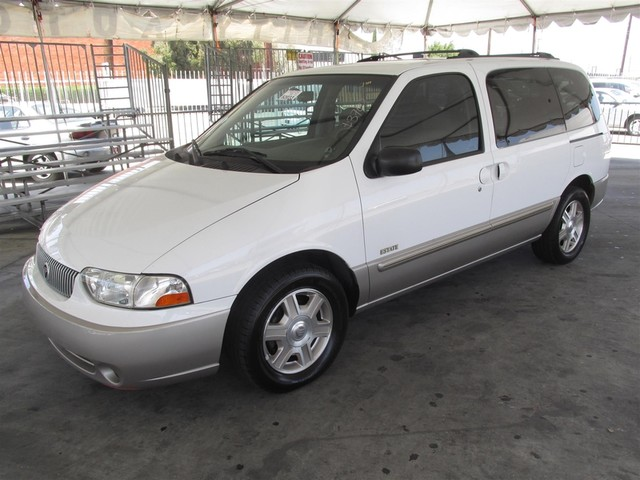 2002 Mercury Villager Estate This particular Vehicle comes with 3rd Row Seat Please call or e-mai