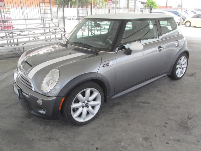 2002 MINI Hardtop S Please call or e-mail to check availability All of our vehicles are availab
